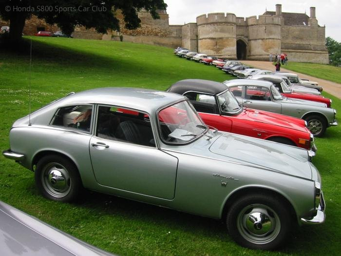 The Club Is Thought To Be Oldest For Classic Honda Cars In UK And Probably One Of Worldwide As Well