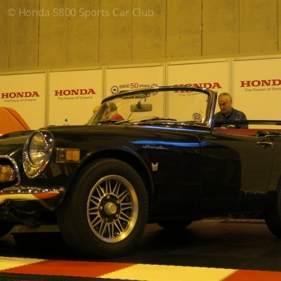 Honda S800 Sports Car Club
